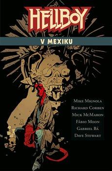 Obálka titulu Hellboy v Mexiku