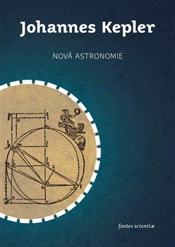 Obálka titulu Nová astronomie