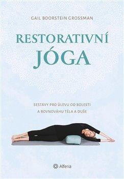 Obálka titulu Restorativní jóga