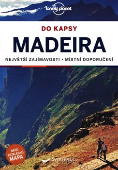Obálka titulu Madeira do kapsy - Lonely Planet