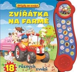Obálka titulu Příběh se zvuky – Zvířátka na farmě – 18 různých zvuků