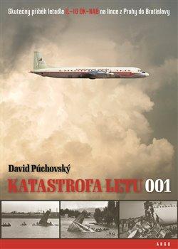 Obálka titulu Katastrofa letu 001