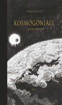 Obálka titulu Kosmogoniály