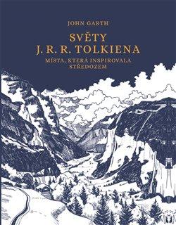 Obálka titulu Světy J. R. R. Tolkiena