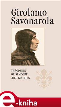 Obálka titulu Girolamo Savonarola