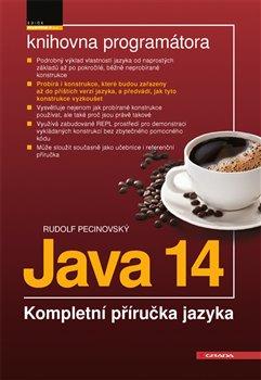 Obálka titulu Java 14