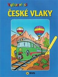 Vybarvi si - České vlaky