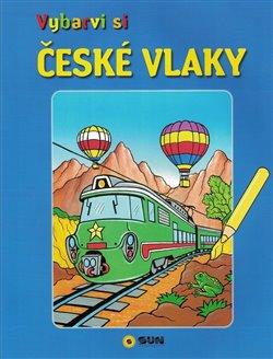 Obálka titulu Vybarvi si - České vlaky