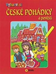 Vybarvi si - České pohádky a pověsti