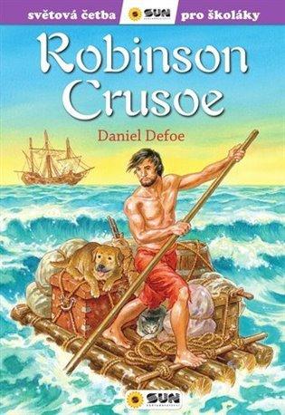Robinson Crusoe (edice Světová četba pro školáky)