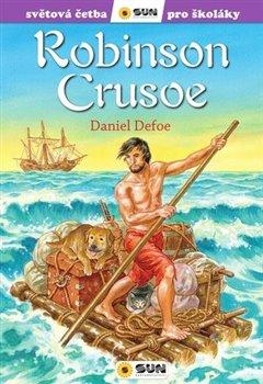 Obálka titulu Robinson Crusoe (edice Světová četba pro školáky)