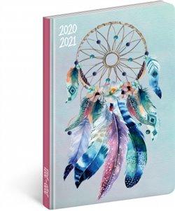 18 měsíční diář Petito – Lapač snů 2020/2021
