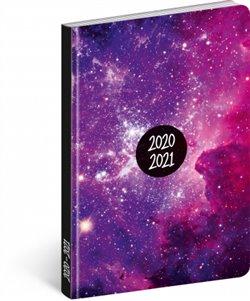 18 měsíční diář Petito – Galaxy 2020/2021