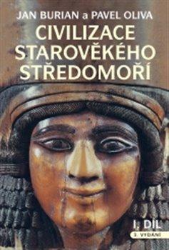 Obálka titulu Civilizace starověkého Středomoří I, II