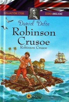Obálka titulu Robinson Crusoe - dvojjazyčné čtení