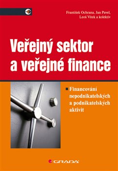 Obálka titulu Veřejný sektor a veřejné finance