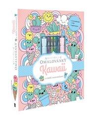 Neobyčejné omalovánky: KAWAII a další roztomilosti