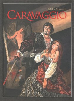 Obálka titulu Caravaggio