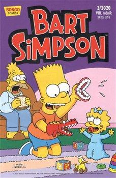 Obálka titulu Bart Simpson 3/2020