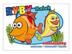 Omalovánky MFP Ryby