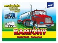 Omalovánky Kamióny MFP