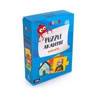 Puzzle akademie - Brebentík
