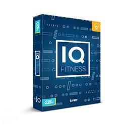 Obálka titulu IQ Fitness - Šifry