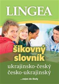 Ukrajinsko-český česko-ukrajinský šikovný slovník