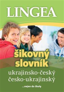 Obálka titulu Ukrajinsko-český česko-ukrajinský šikovný slovník
