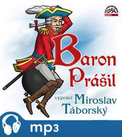Obálka titulu Baron Prášil