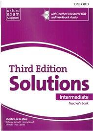 Maturita Solutions 3rd Edition Intermediate Teacher's Pack