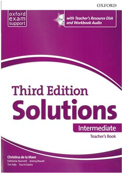 Obálka titulu Maturita Solutions 3rd Edition Intermediate Teacher's Pack