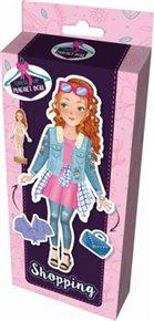 Magnetická panenka - Na nákupech