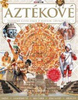Obálka titulu Aztékové