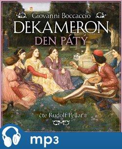 Obálka titulu Dekameron - Den pátý