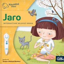 Obálka titulu Kouzelné čtení -  minikniha Jaro