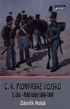 Obálka titulu C.K. Pionýrské vojsko - 5. část