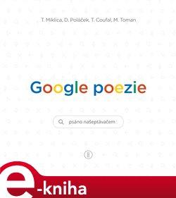 Obálka titulu Google poezie