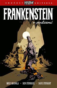 Obálka titulu Frankenstein v podzemí