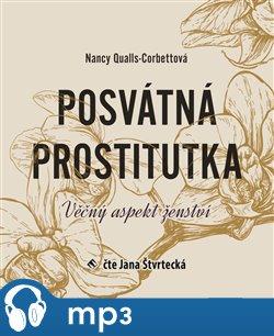 Obálka titulu Posvátná prostitutka