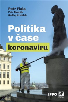 Obálka titulu Politika v čase koronaviru