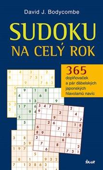Sudoku na celý rok - David J. Bodycombe