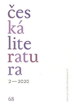 Česká literatura 2/2020