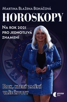Obálka titulu Horoskopy na rok 2021
