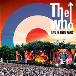 Obálka titulu Live in Hyde Park