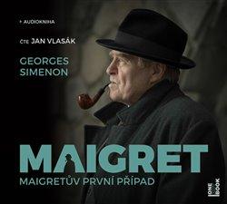 Obálka titulu Maigretův první případ