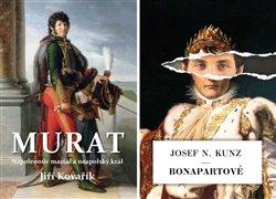 Obálka titulu Murat / Bonapartové