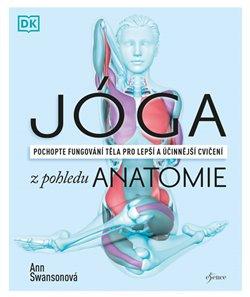 Obálka titulu Jóga z pohledu anatomie