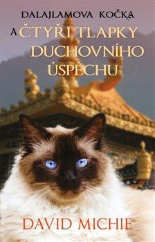Obálka titulu Dalajlamova kočka a čtyři tlapky duchovního úspěchu