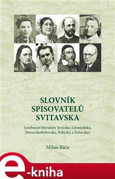 Slovník spisovatelů Svitavska